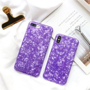 BOGO 50%off - iPhone 7/8/+ Shell Purple
